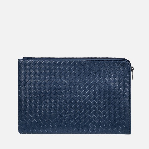 Net Clutch Bag (L) - PACIFIC
