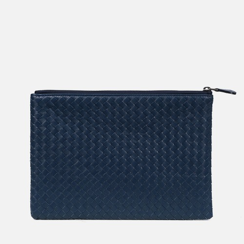 Net Clutch Bag (M) - PACIFIC