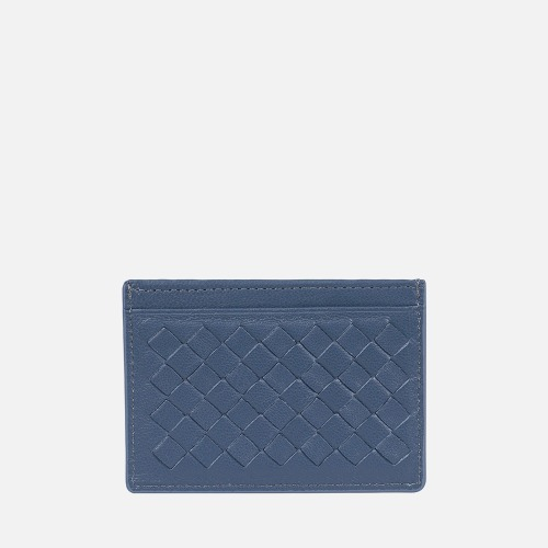 Net Card Wallet - STEEL BLUE