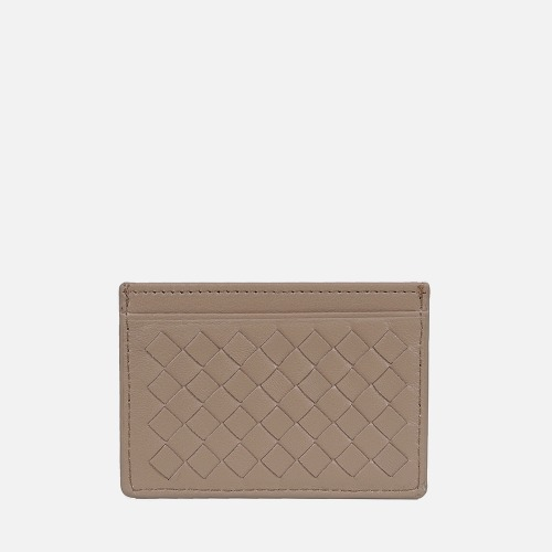 Net Card Wallet - LIGHT BEIGE