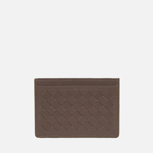 Net Card Wallet - KHAKI BEIGE
