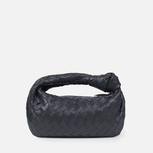 Knot Tote Bag - DARK GRAY