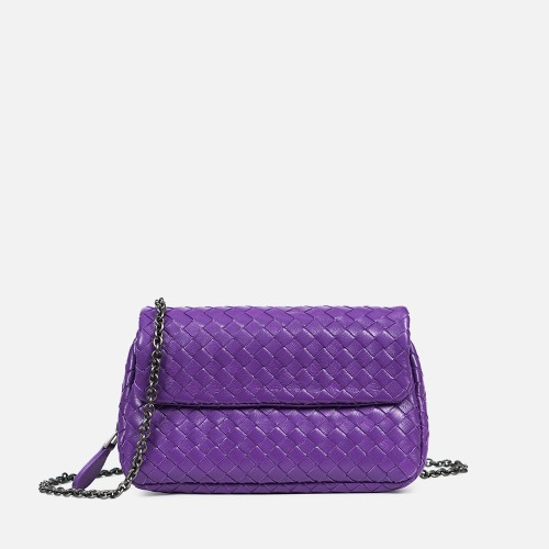 Under Pouch Mini Bag - BLUE VIOLET