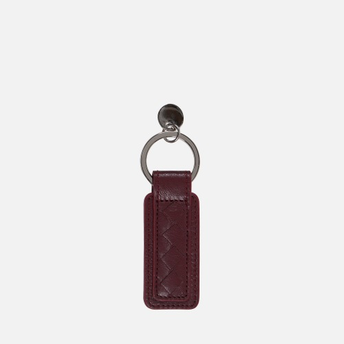 Net Key Ring - WINE