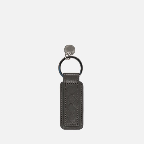 Net Key Ring - KHAKI GRAY