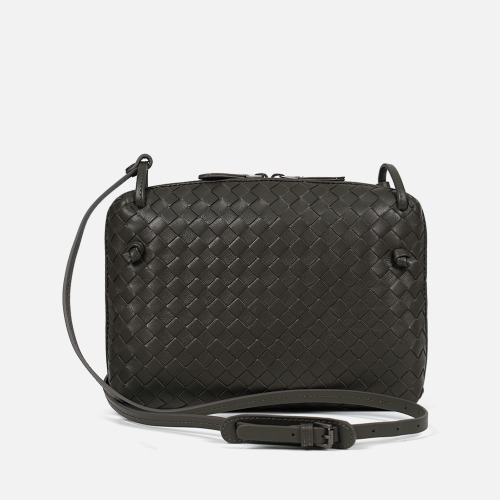 Shine Cross Bag - KHAKI GRAY