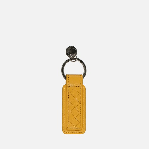 Net Key Ring - YELLOW